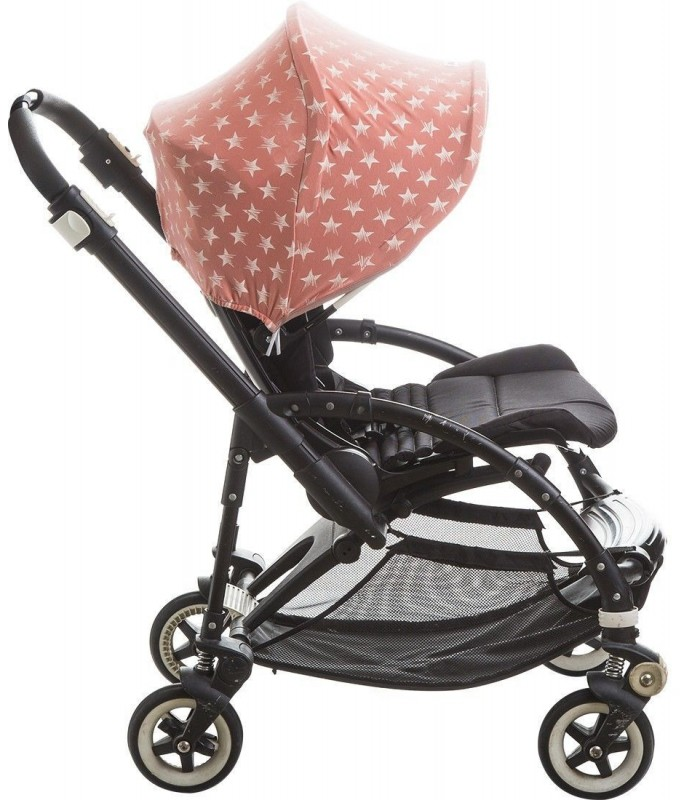 Vista lateral Pink Star