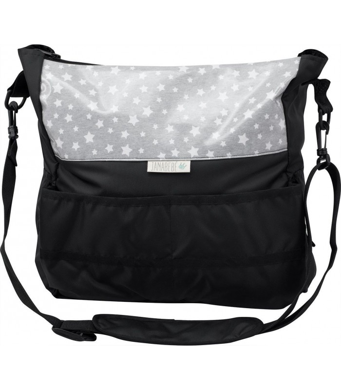 Front view bag White Star