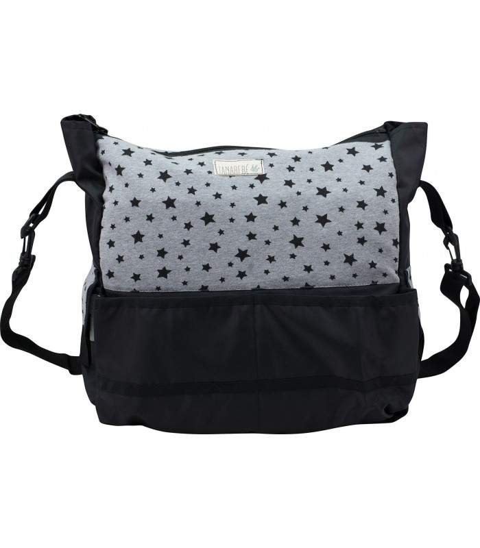 Front view bag Black Star