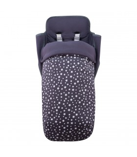 Cotton waterproof footmuff for Maclaren