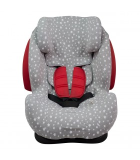 Funda para silla de coche Be Cool, Thunder- Foppapedretti - Casual play Beat S- Star ibaby Q