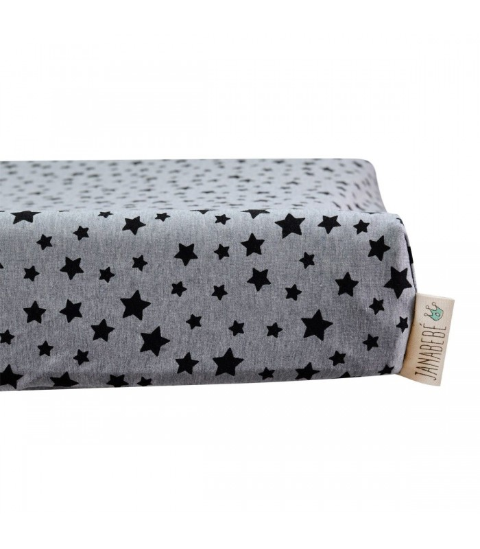 Detalle estampado Black Star