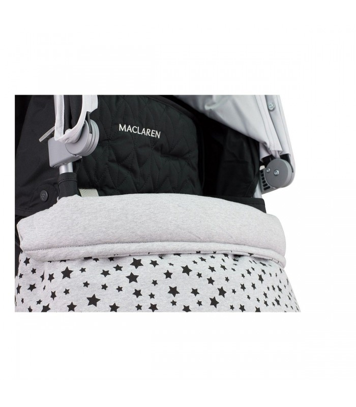 Reversible hem Black Star