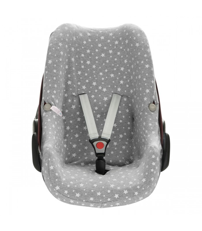 Vista frontale White Star