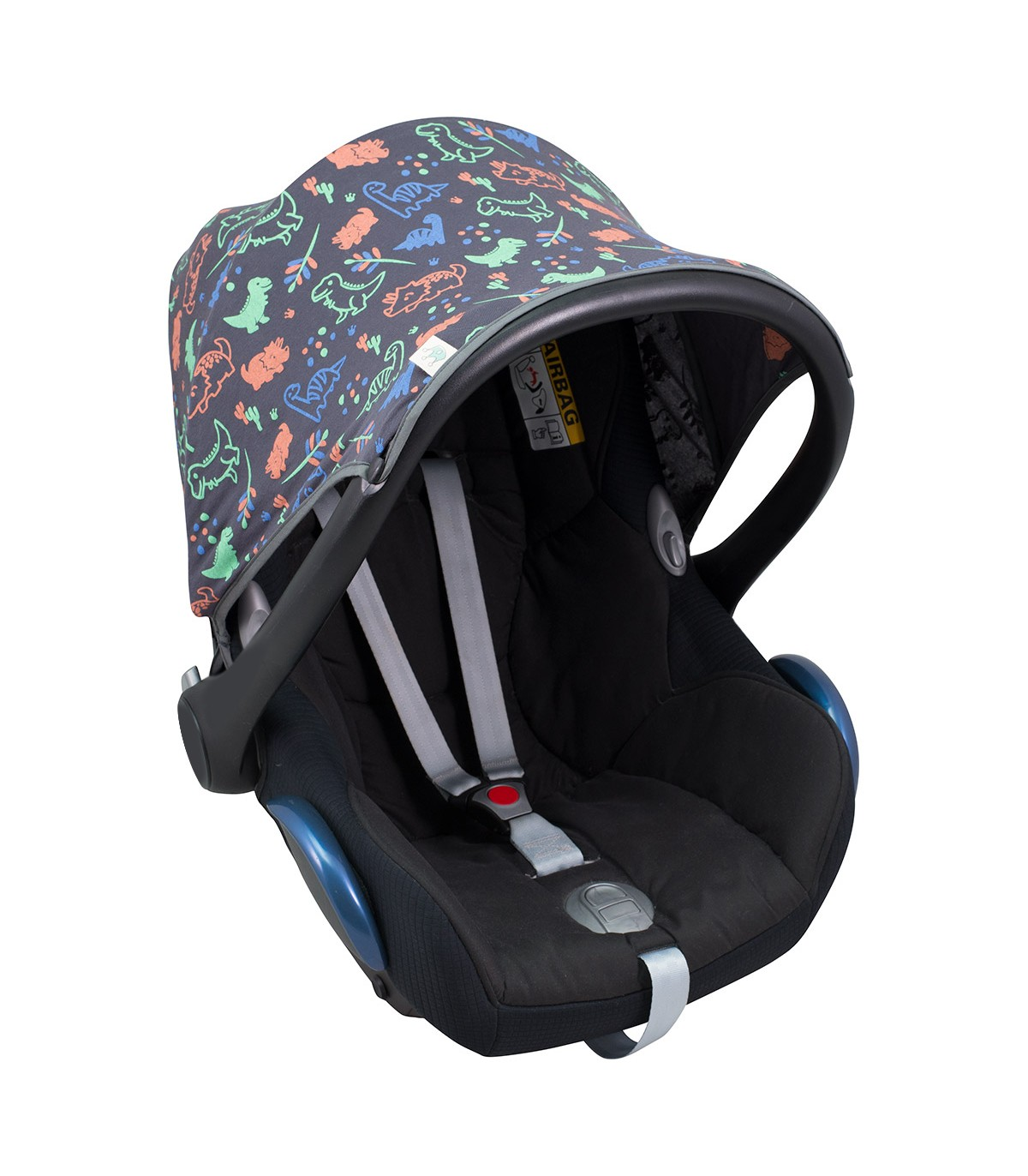 Maxi COSI and Car Seat Janabebe/® Harness Protector for Stroller