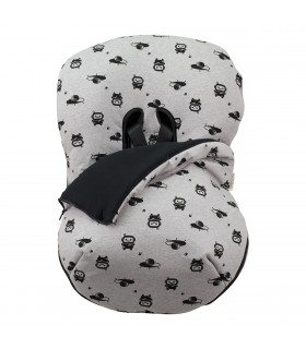 Cover + bag baby carrier (maxi cosi, jane, chicco, inglesina...)