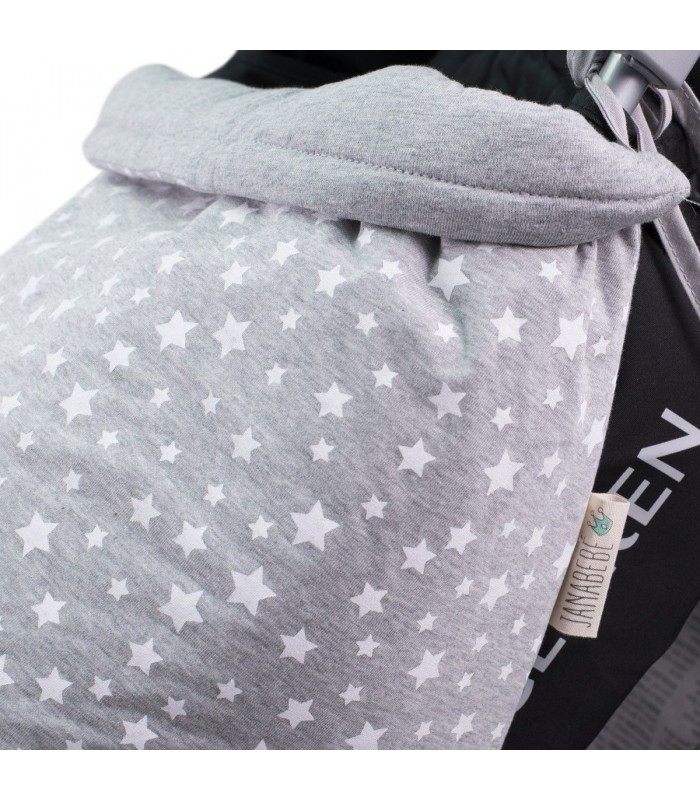 Reversible hem White Star