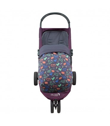 Cotton Waterproof Footmuff For Joolz City Mini janabebe
