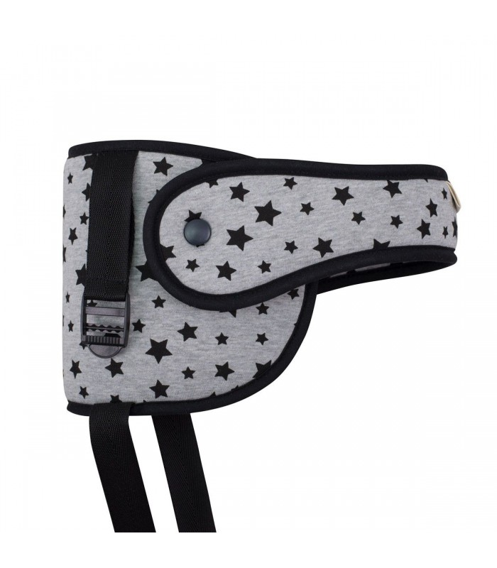 Vista lateral Black Star