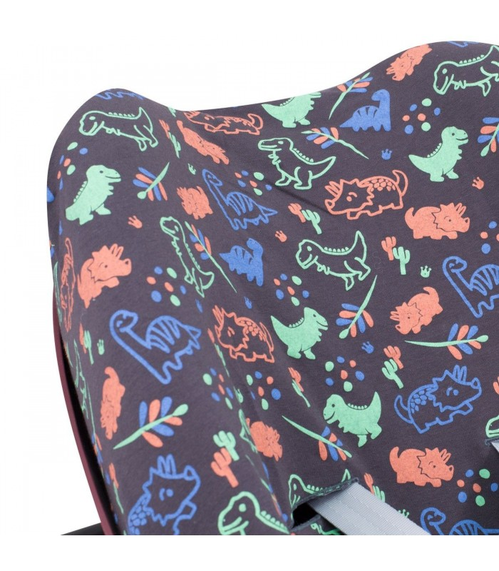 Top Detail Happy Dino