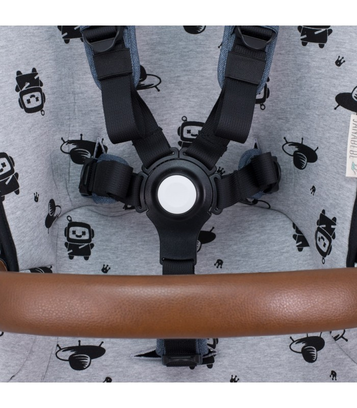 Grommet for safety straps Robot Space