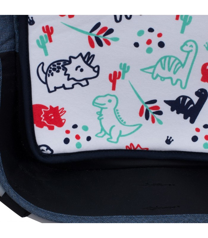 Printed detail Dino Party