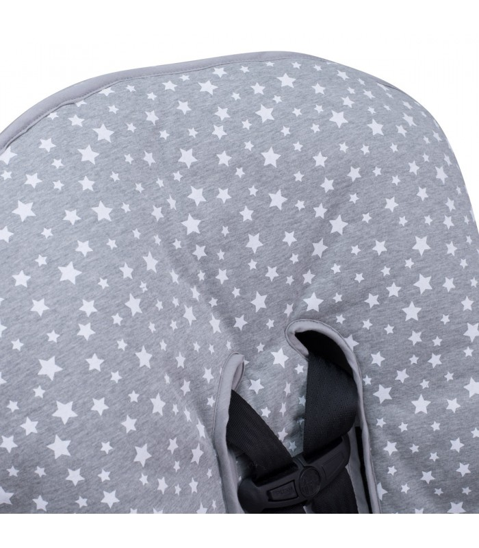 Padded Universal Cover For Baby Car Seat Group 0 And 1 janabebe