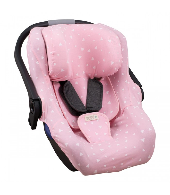Vista lateral Pink Sparkles