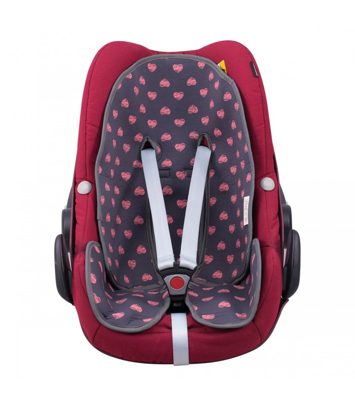 vista frontal Fluor Heart