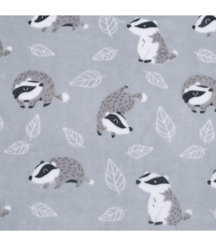 Gedrucktes Detail Badger