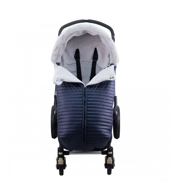 Open front view Navy