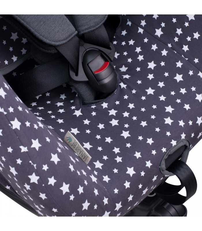Grommet for safety straps Winter Sky