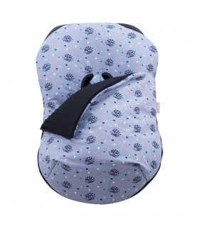 Cover + bag baby carrier (maxi cosi, chicco, inglesina...)