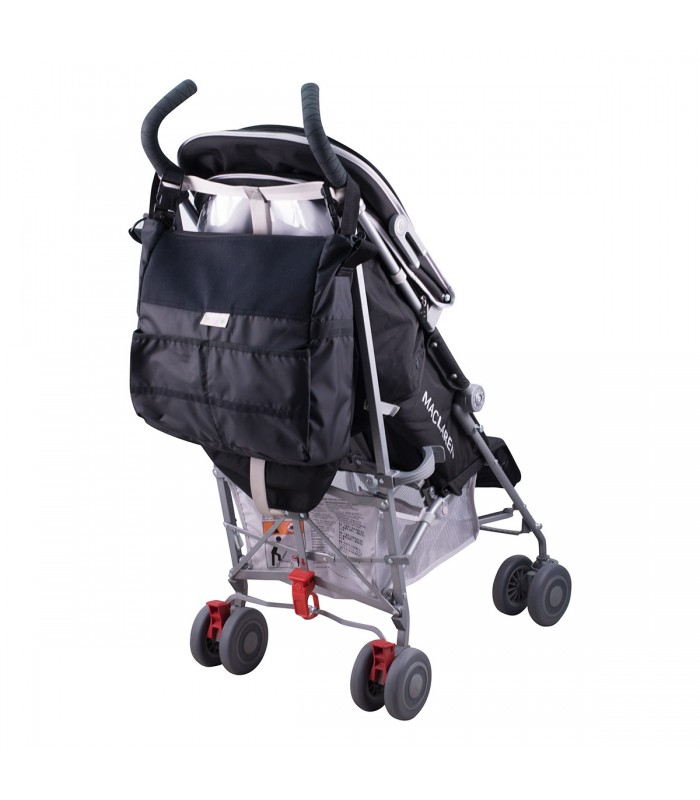 Kinderwagenansicht Black Series