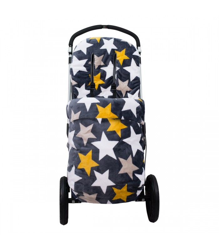 Stroller View Nordic Yellow