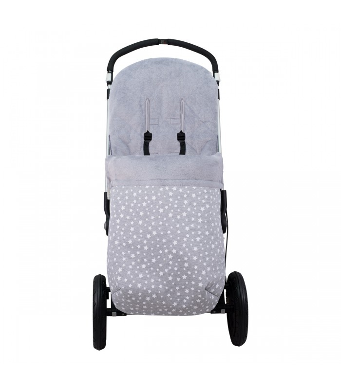 Stroller View White Star