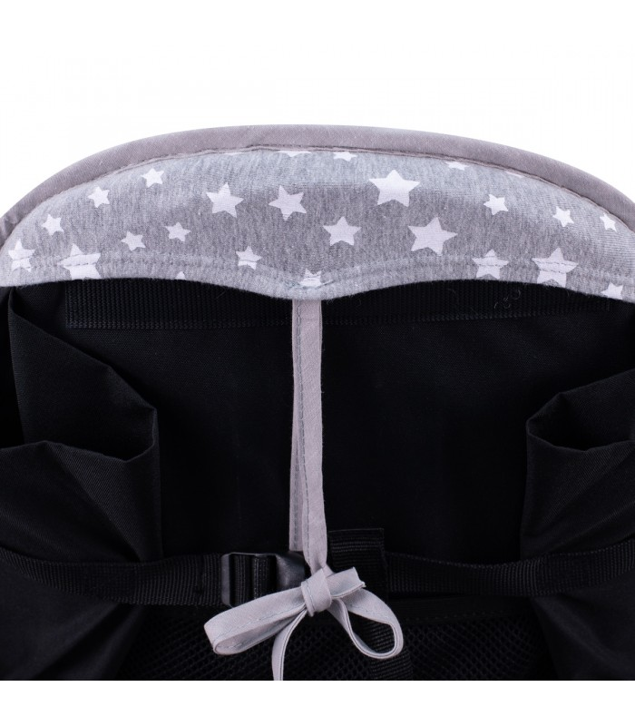 Back view White Star