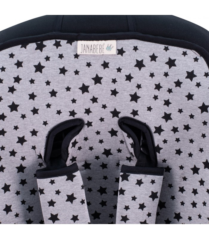 Top Detail Black Star