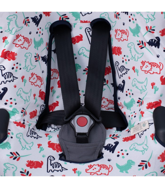 Grommet for safety straps Dino Party
