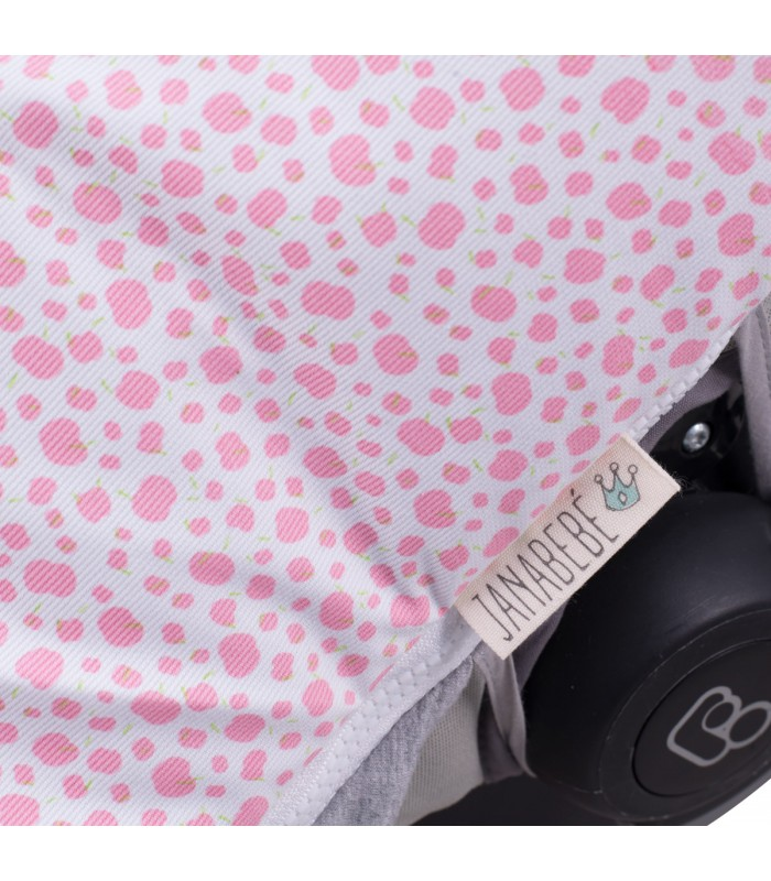 Detalle estampado Pink Apple