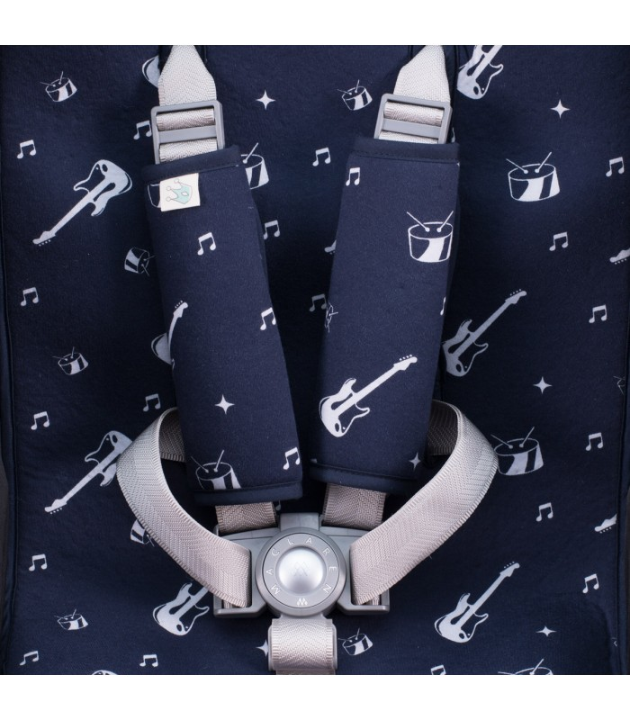Universal pad for stroller