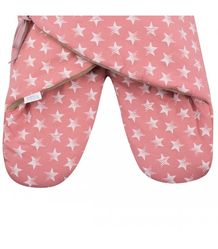 Bottom detail Pink Star