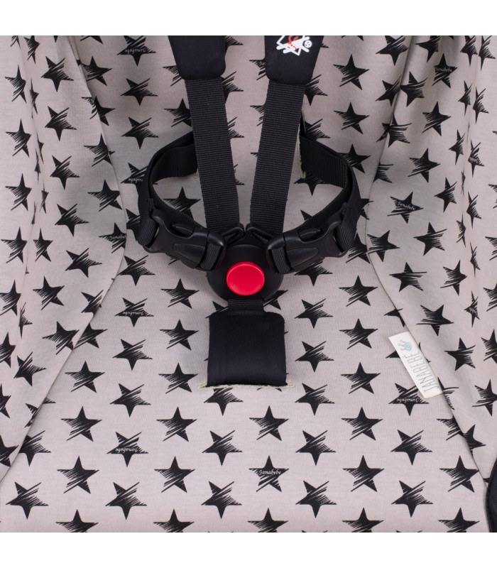 Grommet for safety straps Dark Sky