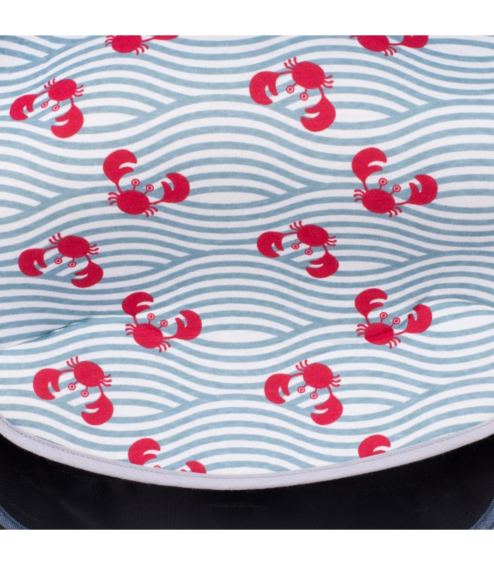 Printed detail Crabby