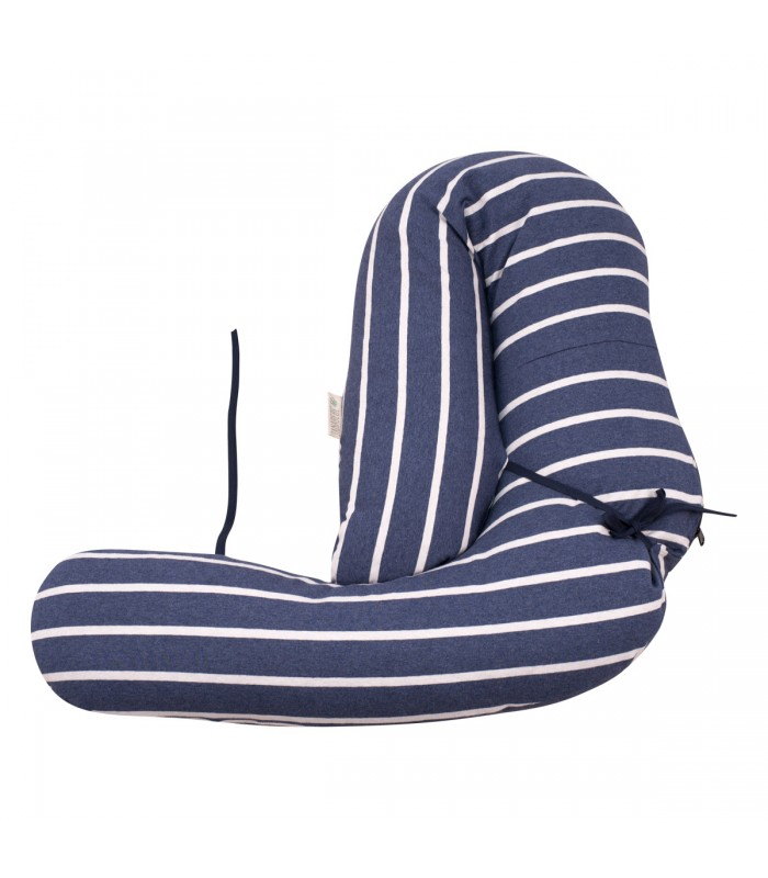 Breastfeeding position Sailor Stripes