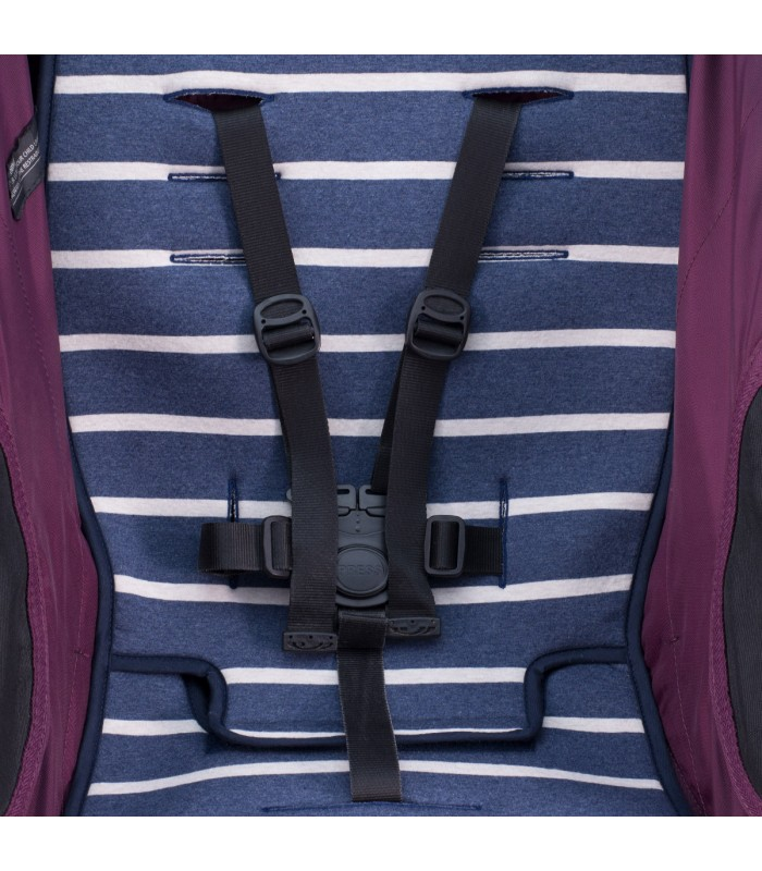 Ojal para correas de seguridad Sailor Stripes