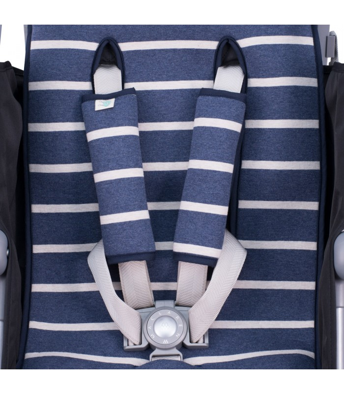 Grommet for safety straps Sailor Stripes