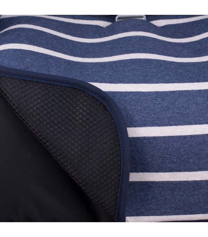 Vue interne Sailor Stripes