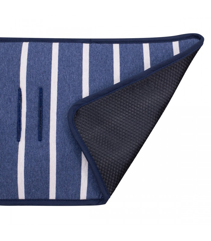 Internal and external view Sailor Stripes