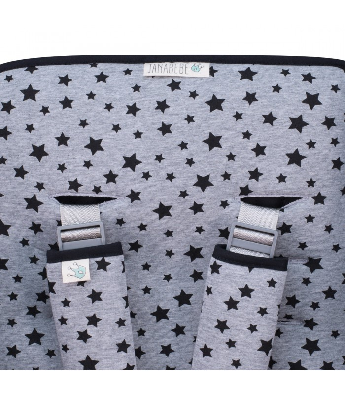 Detalle ojal superior Black Star