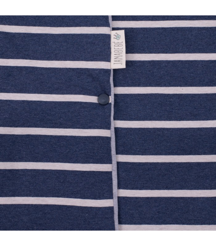 Tag-Detail Sailor Stripes