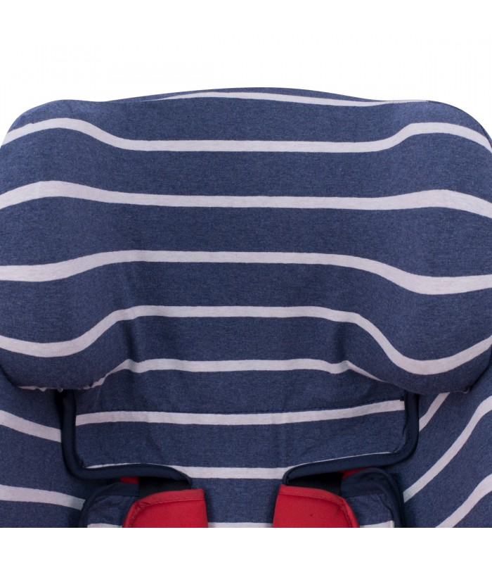 Detalle superior Sailor Stripes