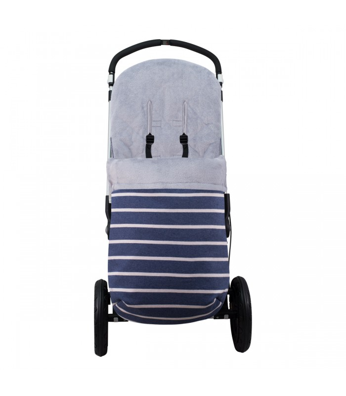 Stroller View Sailor Stripes