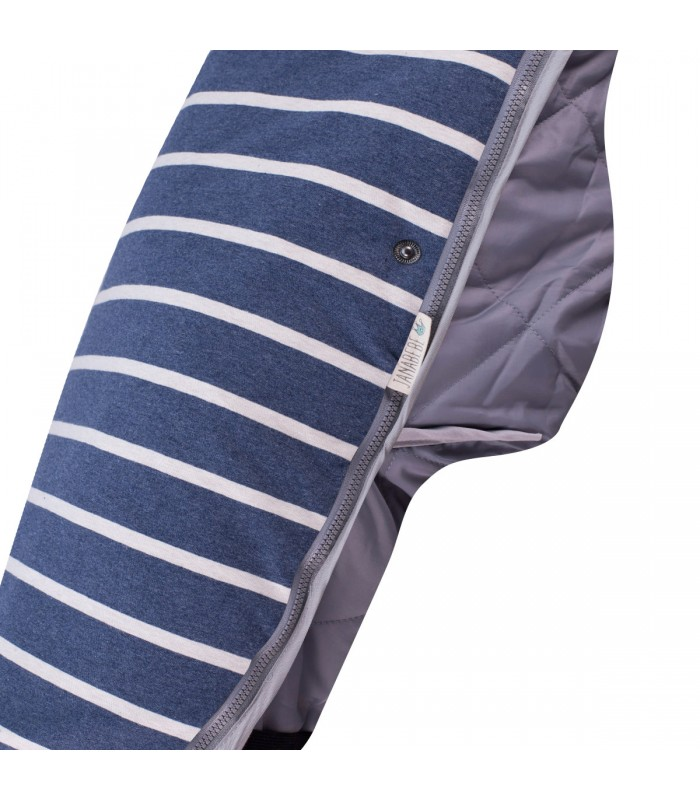 Detalle lateral Sailor Stripes