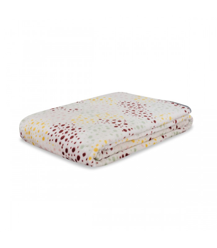 Folded blanket Colorful Party