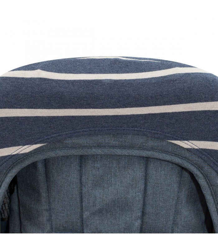Vista posteriore Sailor Stripes