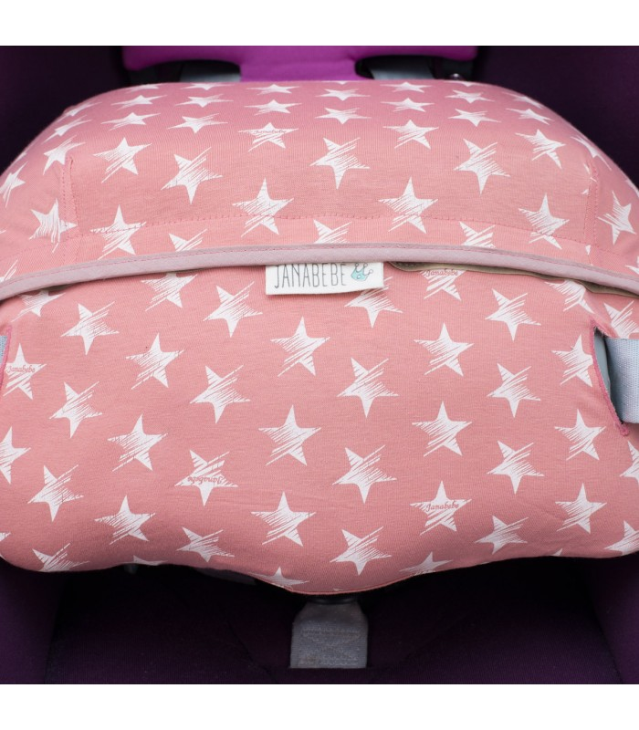 Front view Pink Star