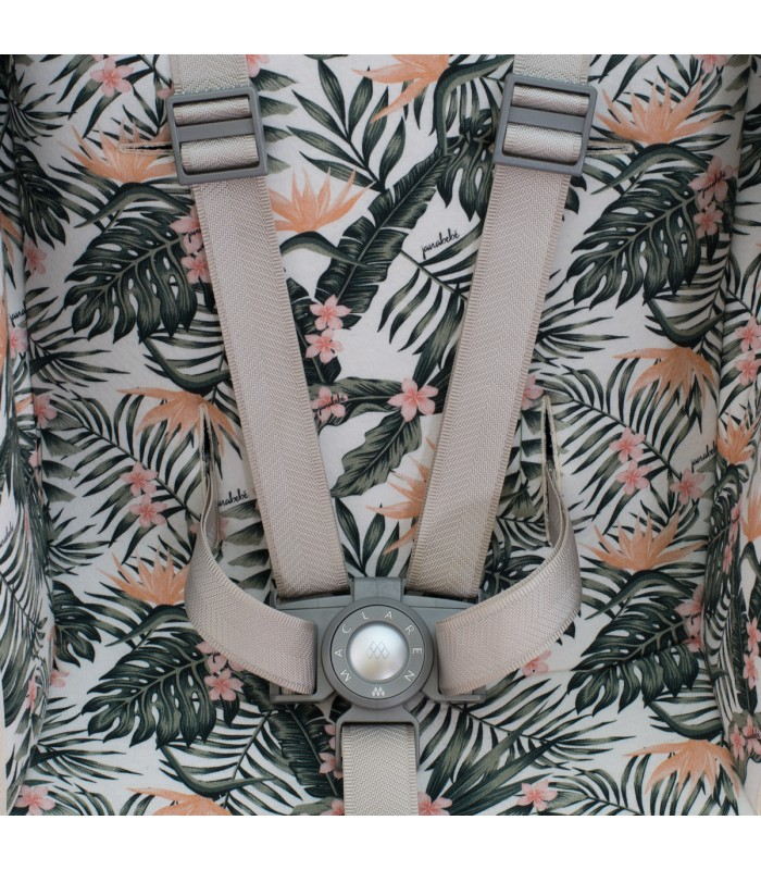 Grommet for safety straps African Sunset