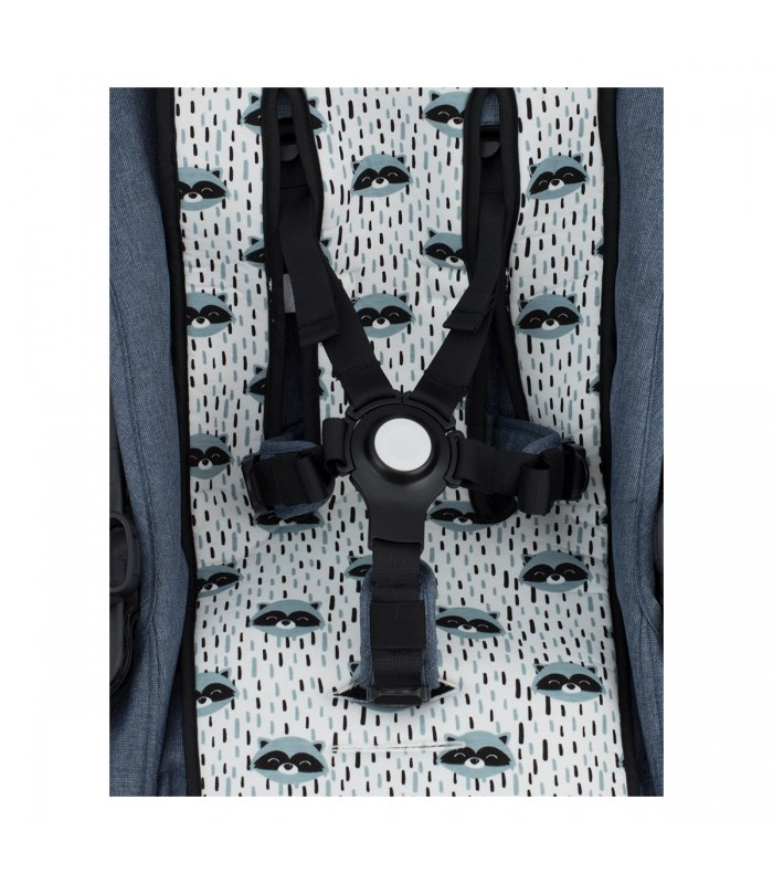 Grommet for safety straps Racoon Town