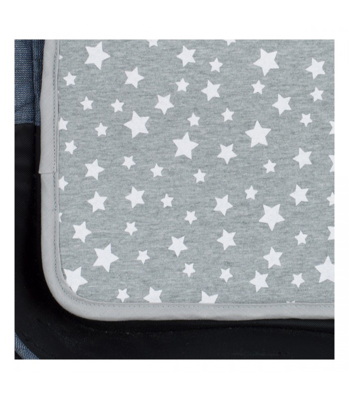 Detalle estampado White star